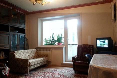 Сдается 2-комнатная квартира посуточно в Ульяновске, 40 лет Победы, 8.