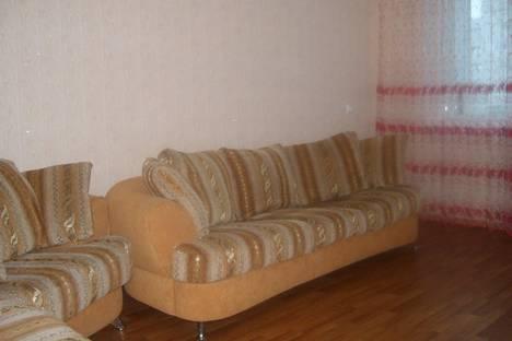 Сдается 2-комнатная квартира посуточно в Набережных Челнах, пр.Мира д.4.