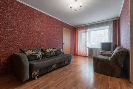 Сдается 2-комнатная квартира посуточнов Екатеринбурге, ул. Белинского, 169.