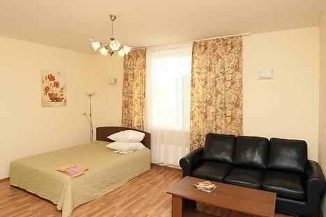 Сдается 1-комнатная квартира посуточнов Екатеринбурге, ул. Малышева,4Б.