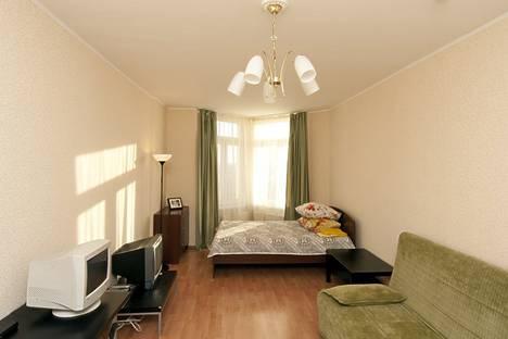 Сдается 1-комнатная квартира посуточнов Екатеринбурге, ул.Кузнечная,83.
