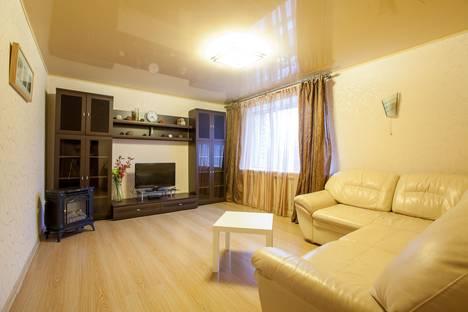 Сдается 2-комнатная квартира посуточно в Уфе, улица Менделеева 229.