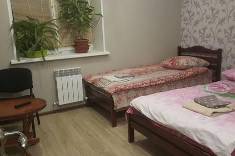 Сдается 1-комнатная квартира посуточнов Ульяновске, 2 переулок зои космодемьянской 25.