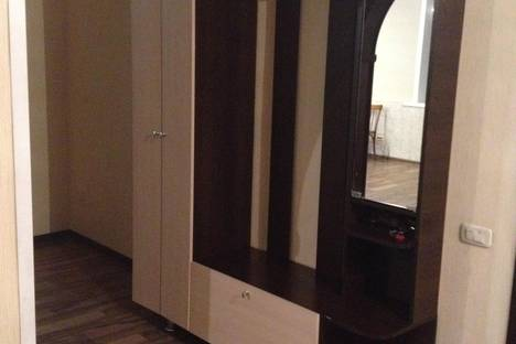 Сдается 2-комнатная квартира посуточнов Горно-Алтайске, Коммунистический проспект, 109/6 корпус 1.