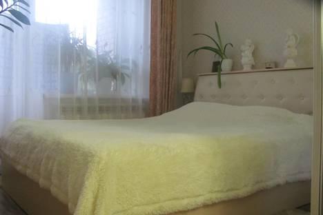 Сдается 2-комнатная квартира посуточно в Великом Устюге, ул. Пионерская, 21б.
