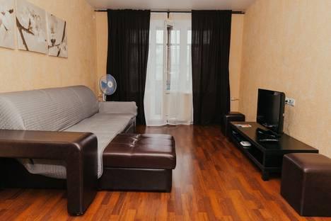 Сдается 2-комнатная квартира посуточно в Казани, Татарстан, 66.