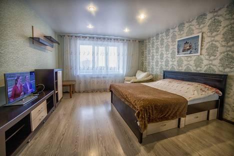 Сдается 2-комнатная квартира посуточно в Смоленске, улица Матросова, 16.