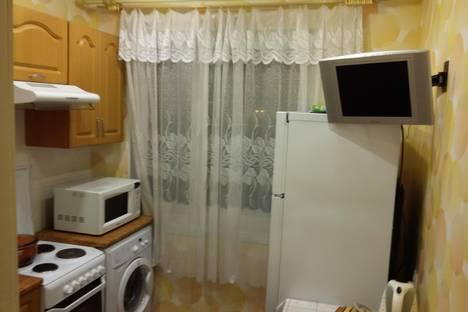 Сдается 1-комнатная квартира посуточно, Кольский 172.