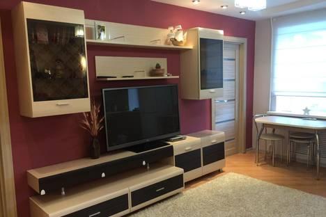 Сдается 3-комнатная квартира посуточно в Смоленске, ул. Гарабурды, 19.