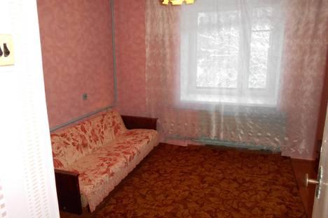 Сдается 2-комнатная квартира посуточно в Великом Устюге, ул. Сахарова, 34.