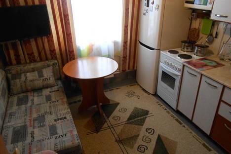 Сдается 1-комнатная квартира посуточно в Шерегеше, дзержинского 21/1.