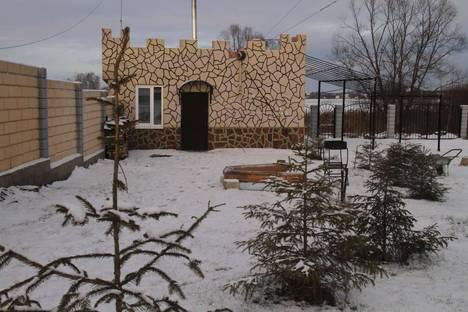 Сдается коттедж посуточно в Нижнем Новгороде, Чкаловский район село Тимонькино дом 52.