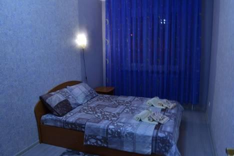Сдается 2-комнатная квартира посуточно в Караганде, Нуркен Абдирова 17.