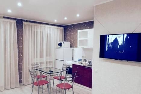 Сдается 1-комнатная квартира посуточнов Тюмени, ул. Республики, 94.