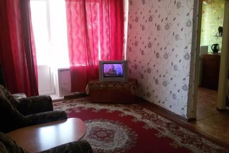 Сдается 1-комнатная квартира посуточно в Прокопьевске, проспект Гагарина, 31.