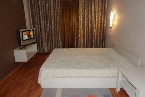 Сдается 1-комнатная квартира посуточно в Набережных Челнах, Профсоюзная ул., 41.