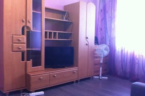 Сдается 1-комнатная квартира посуточно в Ханты-Мансийске, ул. Сирина, 78.