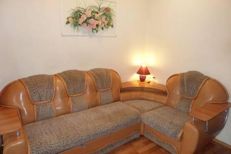 Сдается 4-комнатная квартира посуточно в Перми, Комсомольский проспект, 94.