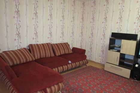 Сдается 1-комнатная квартира посуточно в Шерегеше, Дзержинского, 7.