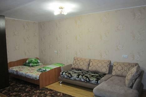 Сдается 1-комнатная квартира посуточно в Шерегеше, Гагарина, 16.