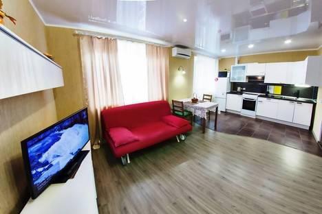 Сдается 1-комнатная квартира посуточно в Уфе, Комсмольская 106.