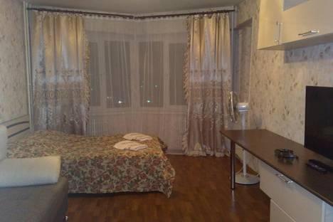 Сдается 1-комнатная квартира посуточно в Ангарске, 12А микрорайон, 7А.