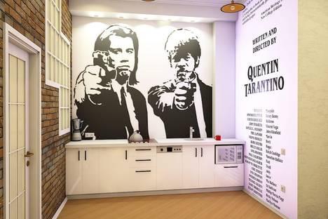 Сдается 2-комнатная квартира посуточно в Брянске, Московский мкрн 52/1.