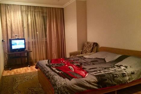Сдается 1-комнатная квартира посуточно во Владикавказе, Проспект Коста 281.