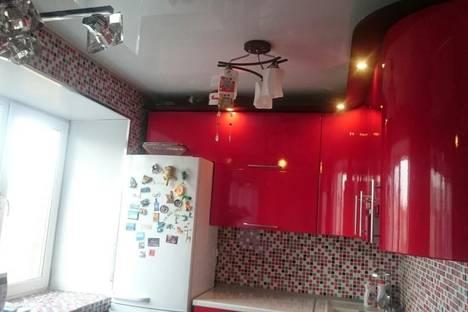Сдается 2-комнатная квартира посуточнов Прокопьевске, Петренко 14.