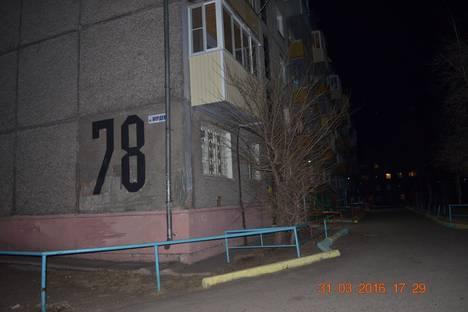 Сдается 1-комнатная квартира посуточнов Улан-Удэ, ул. Жердева, 78.