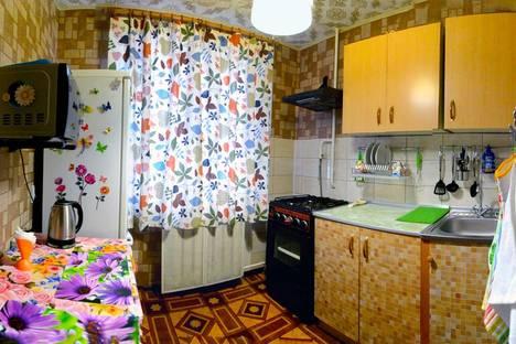 Сдается 2-комнатная квартира посуточно в Раменском, Коммунистическая ул., 9.
