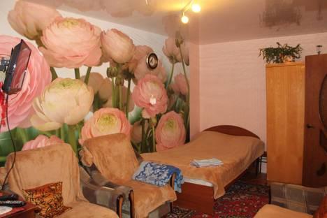 Сдается 1-комнатная квартира посуточно в Кисловодске, Островского 23.