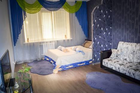 Сдается 1-комнатная квартира посуточно в Брянске, Советская, 95/1.