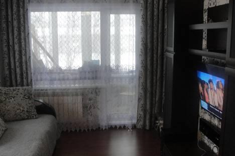 Сдается 2-комнатная квартира посуточно в Байкальске, микрорайон Гагарина, 160.