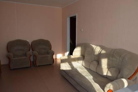 Сдается 2-комнатная квартира посуточнов Чехове, ул.Береговая д.34.