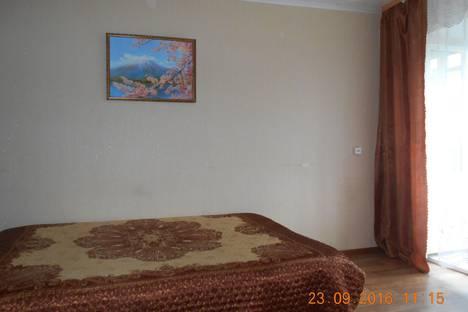 Сдается 2-комнатная квартира посуточно в Стерлитамаке, проспект Ленина, 79.