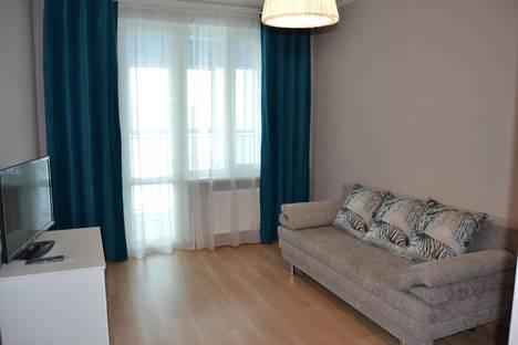 Сдается 2-комнатная квартира посуточнов Казани, ул. Юлиуса Фучика, 88.