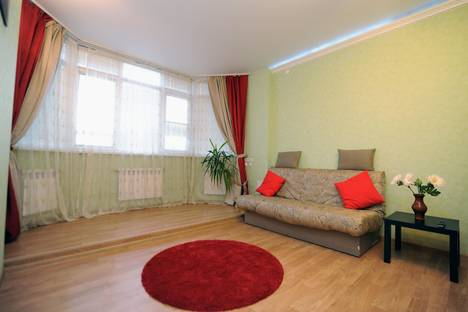 Сдается 1-комнатная квартира посуточнов Раменском, Мира 4.