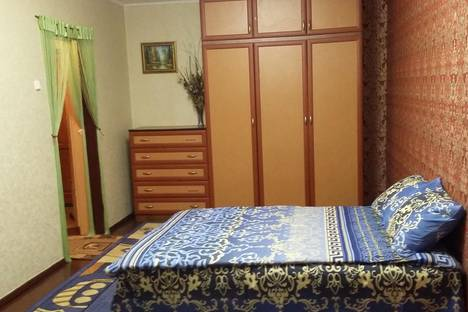Сдается 1-комнатная квартира посуточнов Чебоксарах, ленинского комсомола 66.
