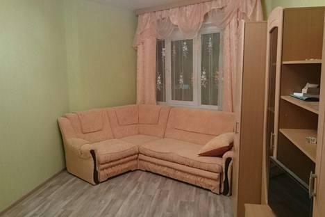 Сдается 1-комнатная квартира посуточно в Кировске, Олимпийская, 41.