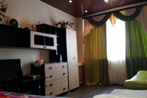 Сдается 1-комнатная квартира посуточно в Кировске, Олимпийская, 26.