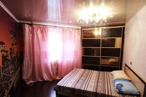 Сдается 2-комнатная квартира посуточно в Абакане, ул. Щетинкина, 34.