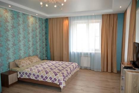 Сдается 1-комнатная квартира посуточно в Калуге, ул. Постовалова, д. 3.