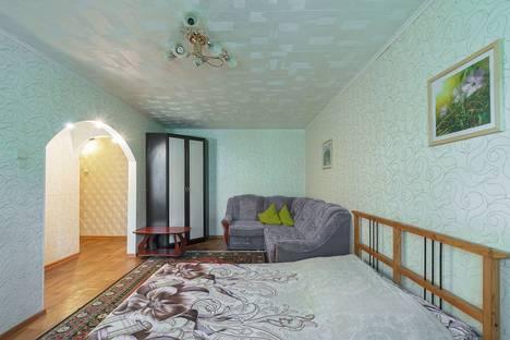 Сдается 1-комнатная квартира посуточно в Нижнем Новгороде, проспект Ленина, 59к4.