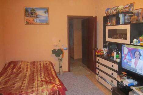 Сдается 2-комнатная квартира посуточно в Прокопьевске, ул. Ноградская, 13.