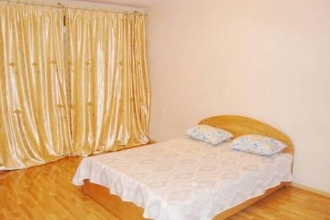 Сдается 1-комнатная квартира посуточно в Якутске, ул. Орджоникидзе, 50.
