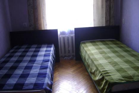 Сдается 2-комнатная квартира посуточнов Воронеже, ул. Героев Сибиряков, д.67.