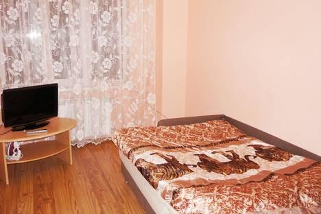 Сдается 1-комнатная квартира посуточно в Якутске, ул. Лермонтова, 49.
