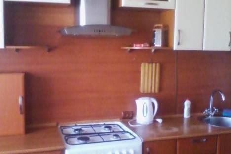 Сдается 1-комнатная квартира посуточно в Благовещенске, калинина 4.