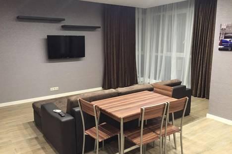 Сдается 2-комнатная квартира посуточнов Одинцове, Можайское шоссе, 122.